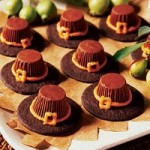Chocolate-Pilgrim-Hat-Treats