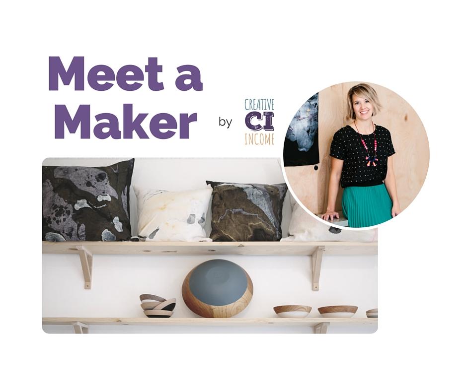 Meet a Maker: Araya from Wind & Willow Home