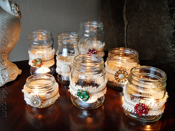 Jeweled Luminaries