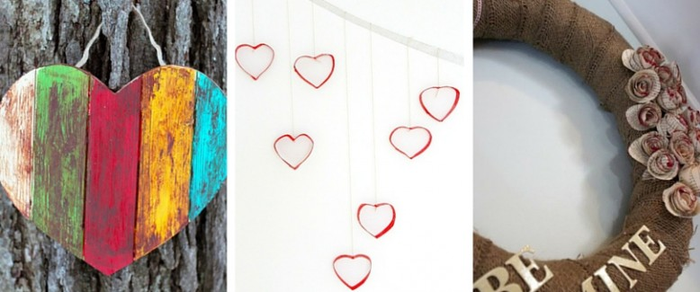 15 Valentine's Day Decorations for Your Craft Booth