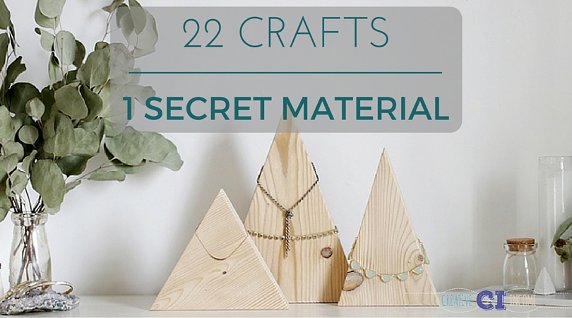 22 Crafts: 1 Secret Material