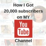 How I Got 20,000 subscribers on MY