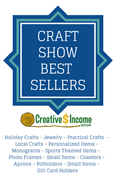 Top Craft Show Selling Items