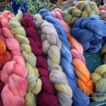 Yarn at a Craft Fair