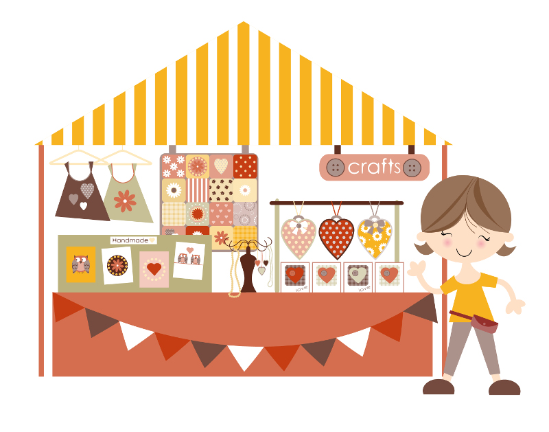 Top 12 Tips for First-Time Craft Fair Sellers
