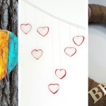 Valentine's Day Decorations for Your Craft Booth