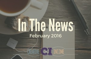 In the News (Feb edition)
