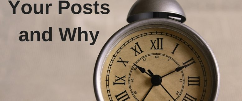 How to Schedule Your Social Media Posts and Why