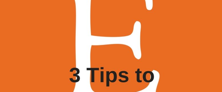 3 Tips to succeed on ETSY
